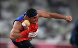 Muhammad Ziyad's coach: I am responsible for disqualification