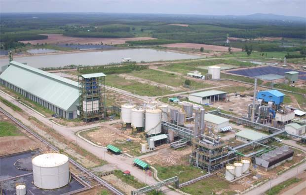 KNM's ethonal plant in Thailand