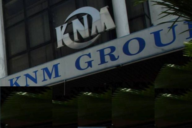 KNM Group logo