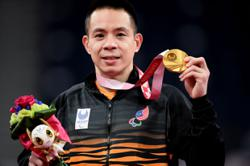 PM congratulates Liek Hou for winning Malaysia's second gold at Tokyo Paralympics