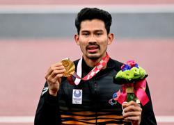 PM congratulates Abdul Latif for long jump gold medal