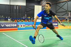 BAM bank on shuttlers to make good at Greece tourney