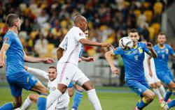 Soccer-France's winless run continues with Ukraine draw