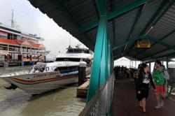 Kuala Kedah-Langkawi ferry service halted due to enhanced MCO