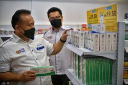 Traders given one week to comply with ceiling price on Covid-19 self-test kits