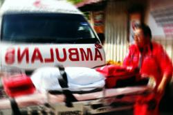 Cyclist dies after being hit by car on Jalan Sultan Dr Nazrin Shah in Ipoh