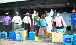 Councillor: Follow SOP to end pandemic
