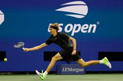 Tennis-U.S. Open order of play on Monday