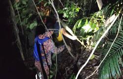 Lost hikers found safe and sound on Gunung Hitam