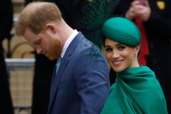 Meghan Markle and Prince Harry request to meet the Queen