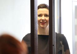 West cries foul as Belarus protest leader Kolesnikova sentenced to 11 years
