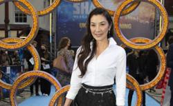 Malaysian star Michelle Yeoh continues performing own stunts in new Marvel film