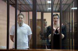 Poland condemns jailing of Belarus protest leaders