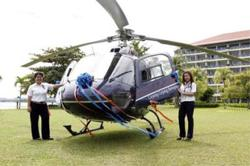 Hubline subsidiary wins helicopter job from SPR