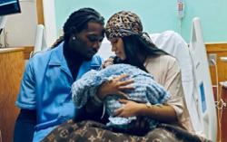 Rapper Cardi B welcomes baby boy, her second child with husband Offset