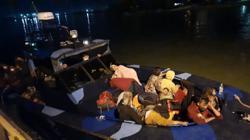 Marine Police nab 34 illegals trying to go ashore at Kuala Selangor