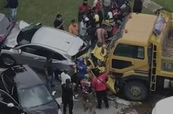 Transport Ministry to probe lorry driver involved in pile-up