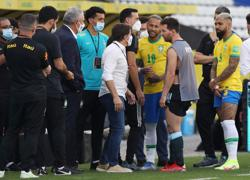 Soccer-FIFA opens investigation into abandoned Brazil-Argentina match