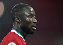Soccer - Liverpool's Keita on his way back to Britain from Guinea - reports