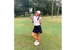Zulaikah savours maiden victory of US collegiate golf career