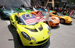 Lotus plans China sales expansion to take on Porsche