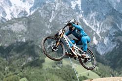 Climate change forces ski village to shift tourism focus to mountain biking