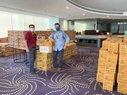 Lending hotel workers in Malaysia a helping hand