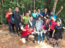 70-year-old Malaysian visits Taman Negara for the first time, pre-pandemic