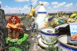 From Wonderland to wasteland: Abandoned theme park reveals Turkeys turmoil