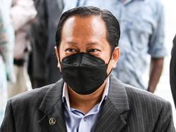 Ahmad Maslan nominated as Dewan Rakyat Deputy Speaker