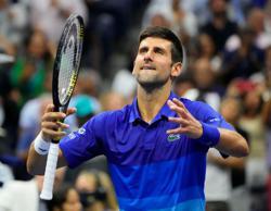 Tennis-Berrettini plotting path to ending Djokovic U.S. Open dream, says coach