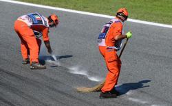 Motor racing-Formula One statistics for the Italian Grand Prix