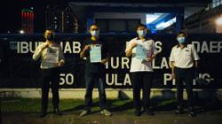 Penang MCA Youth, Gerakan Youth lodge police report, say Guan Eng breached quarantine