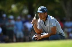 Golf-Schauffele, Spieth among captain's picks for U.S. Ryder Cup team