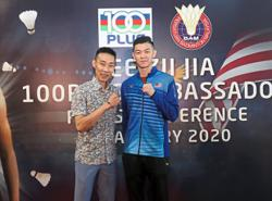 Chong Wei reminds successor of massive task in Finals