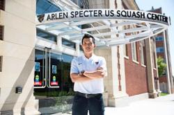 Beng Hee is US squash head coach