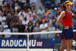 Tennis-British qualifier Raducanu makes history by reaching U.S. Open semis