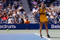 Tennis - Bencic hopes teenagers Raducanu, Fernandez are protected from hype