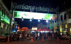 Ipoh night markets to reopen with restrictions in place