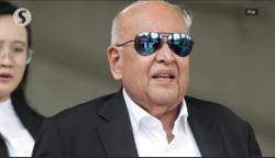 Najib's bid to disqualify Sri Ram dismissed