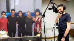 Brit boy band The Wanted reunites following member Tom Parker's cancer diagnosis