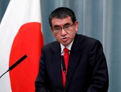 Japan vaccine minister Kono to declare LDP leadership run on Fri -Kyodo