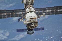 Smoke detected in Russian module on space station - Roscosmos