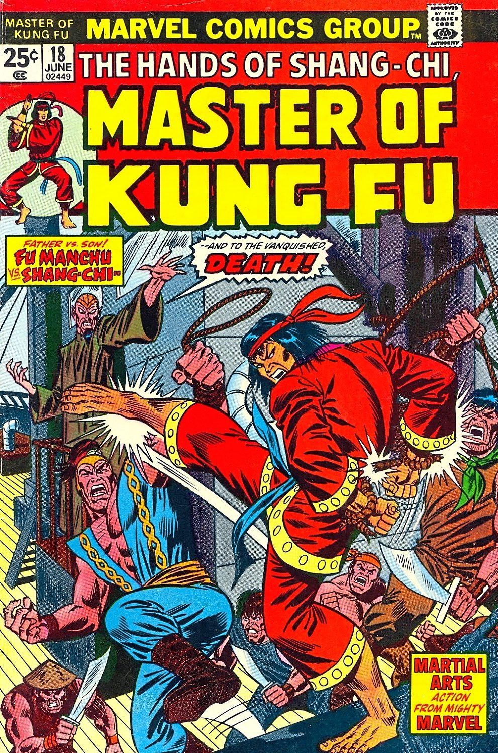 'Master Of Kung Fu' holds the true beginnings of Marvel's newest on-screen hero.