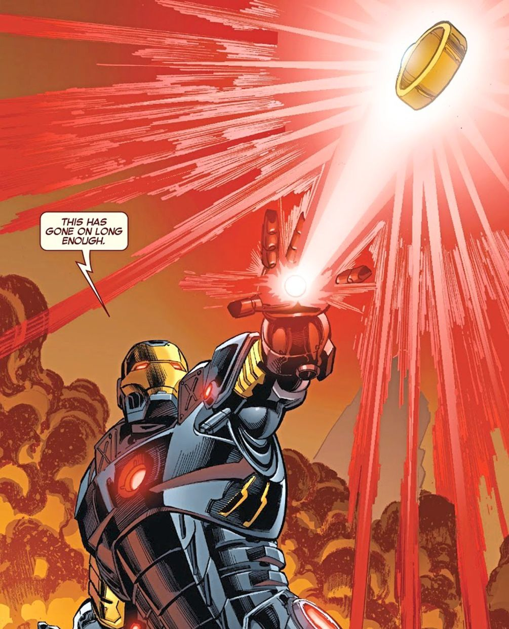 The Mandarin's Ten Rings have caused Iron Man more than enough trouble over the years.