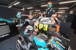 Habibtullah will be only Malaysian involved in MotoGP next season