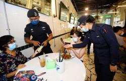 Police roll up sleeves to ensure SOP compliance nationwide