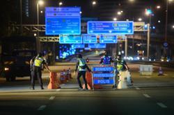 Roadblocks in Putrajaya end at midnight Thursday (Sept 9)