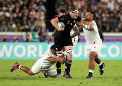 Rugby - Retallick to captain All Blacks against Argentina