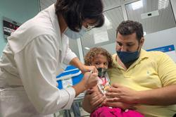 Cuba first to vaccinate toddlers against Covid-19